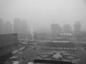 Beijing pollution