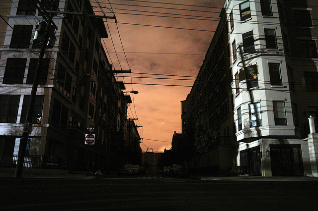 The lights went out in Hoboken in 2012. They're going out more often, for longer, in more places. Are you ready? (Photo by Alec Perkins/Flickr)