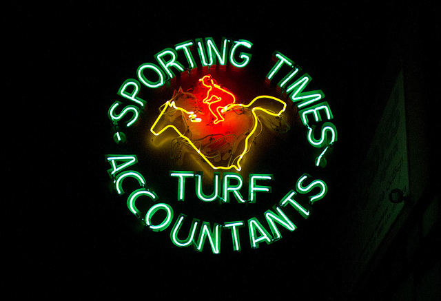 If I had known that was the name of my accountant's firm, I don't think I would have turned over my life's savings....  (Photo by Indi Samarajia/Flickr)